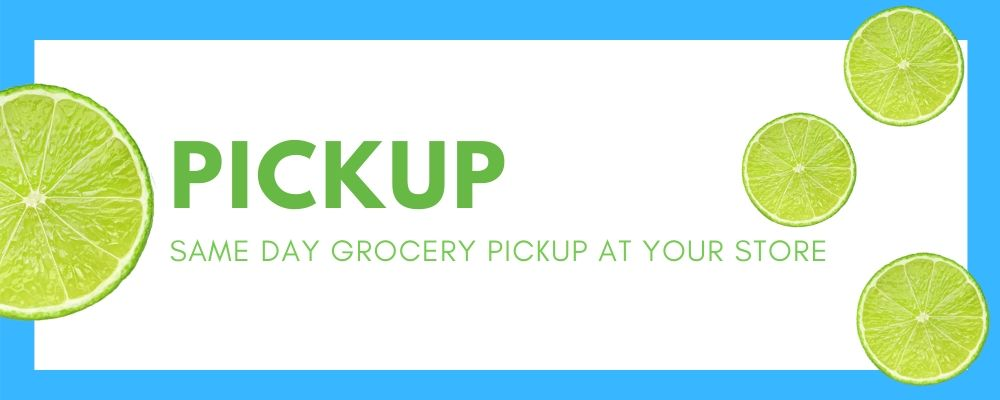 Grocery To-Go Pickup Order Groceries Online Pickup in Store